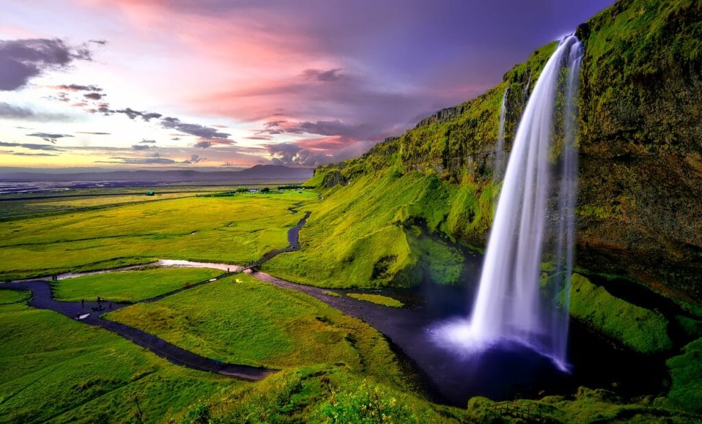 Good voiceovers soothe like a good waterfall.